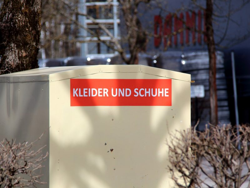 Teppich - Recycling