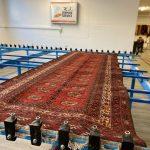 Teppich spannen
